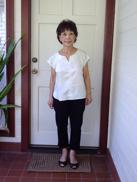 Portrait of Haruko Minegishi Cook