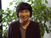 Portrait of Shigeko Okamoto